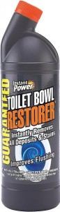 Consumer Recalls: Instant Power Toilet Bowl Restorer + More