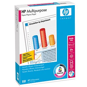 hp multipurpose paper free