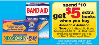 bandaid moneymaker at cvs