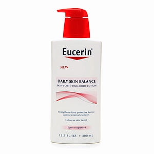 Free Sample Roundup: Eucerin Daily Skin Balance Lotion + More Still Available
