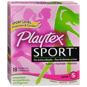 Free Samples Roundup: Playtex Sport Tampons + More Still Available