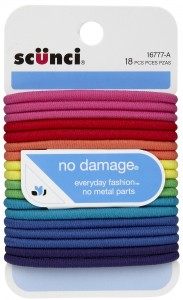 Scunci Elastic Hairbands