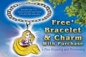 free tangled bracelet
