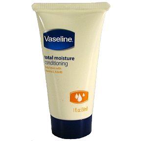 Meijer Free Vaseline Travel Size Lotion