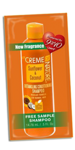 Free Samples Roundup: Creme Of Nature Shampoo + More Still Available