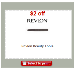 revlon beauty coupon