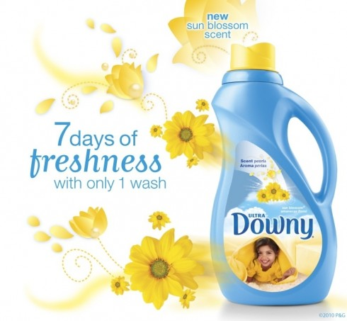 FREE downy sample