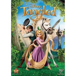 disney's tangled