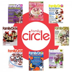 Family Circle Magazine Subscription $3.99