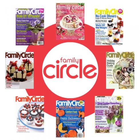 Magazine Family Circle Family Circle Magazine $3.99