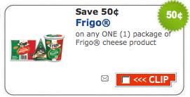 Frigo coupon