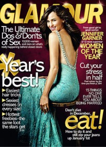 Glamour Magazine Subscription $3.99