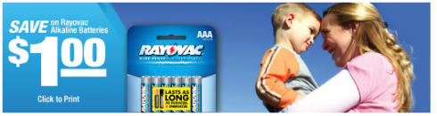 Rayovac Coupon 490x131 $1/1 Rayovac batteries coupon is back! (Free Batteries!)
