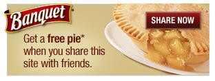 Banquet Pie eCoupon