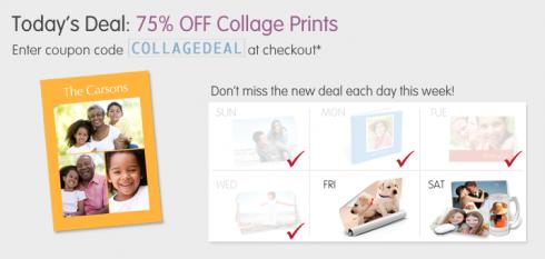 Walgreens photo coupon collage prints