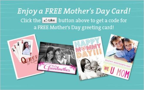 free tiny prints card
