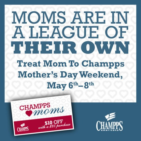 champps mother's day card