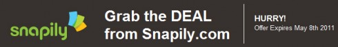 snapily deal