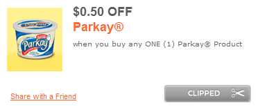parkay coupon