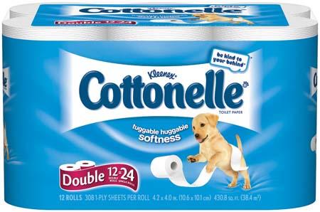 cheap cottonelle