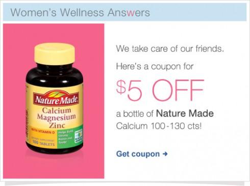 Walgreens Free Calcium Coupons Deal Seeking Mom