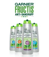 Free Sample Roundup: Garnier Fructis Anti-Dandruff Shampoo + More Still Available