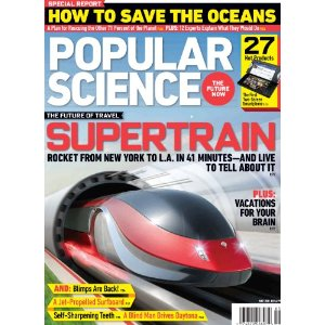 Popular Science Magazine FREE Subscription
