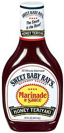 Sweet Baby Rays Marinade
