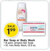 St. ives coupon