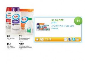 Hth pool chemicals coupons
