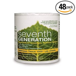 seventh generation toilet paper deal