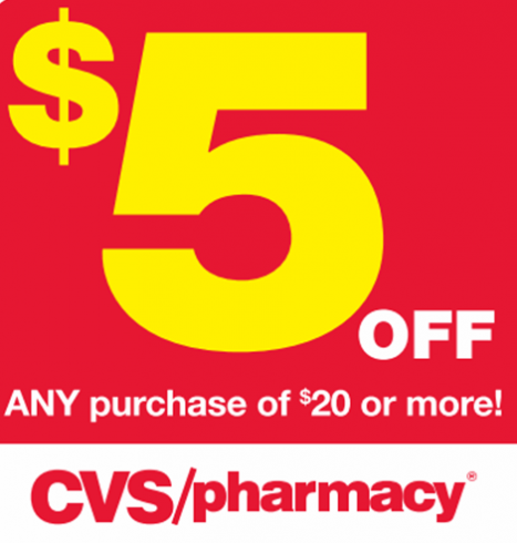 CVS purchase coupon