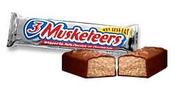 Kroger: FREE 3 Musketeers Bars