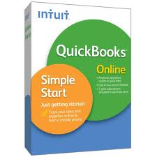 Staples: QuickBooks Simple Start Online 2011 FREE