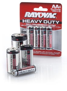 rayovac battery coupon