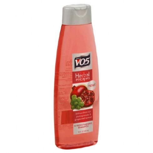 free v05 shampoo