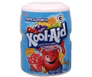 Kool-aid canister coupon