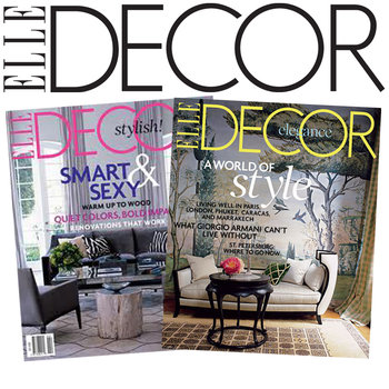 elle decor magazine subscription deal