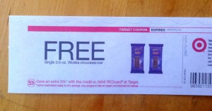 free wonka chocolate bar