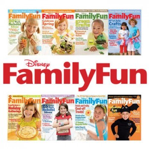 family fun magazine deal