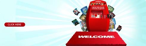 redbox rental