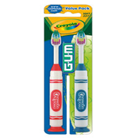 gum kids toothbrush