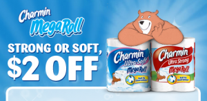 graphic relating to Charmin Coupons Printable named Incredibly hot $2 off Charmin Bathroom Paper Giveaway (11 a.m. ET upon