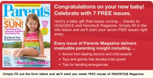 Free Sample Roundup: Parents Magazine + More Still Available