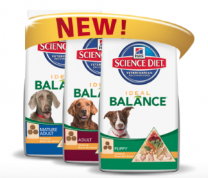Hills Science Ideal Balance Pet Food