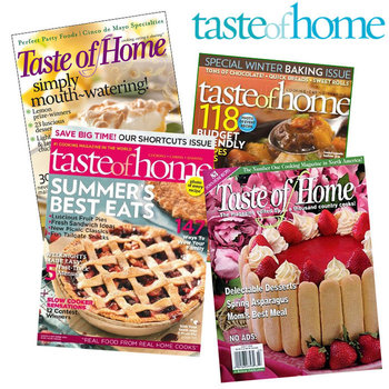 taste of home subscription