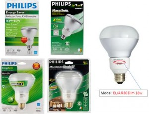 Consumer Recalls: Philips Flood Lamps + More
