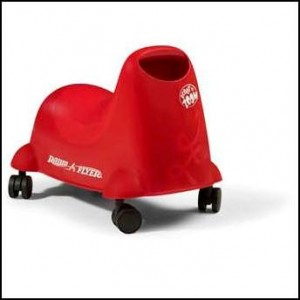 Consumer Recalls: Radio Flyer Riding Toy