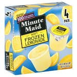 Minute Maid Frozen Novelties