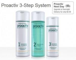 free proactiv 3 step